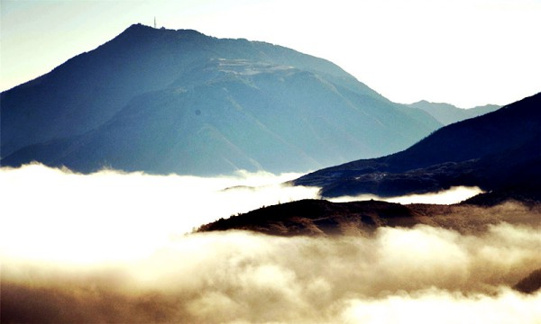 太统山主峰